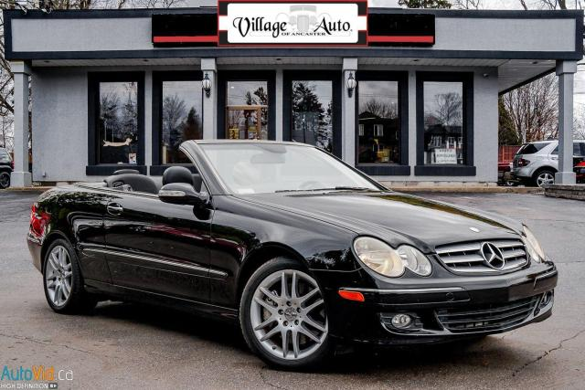 2008 Mercedes-Benz CLK 3.5L