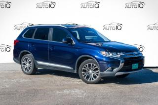 Used 2017 Mitsubishi Outlander GT for sale in Barrie, ON