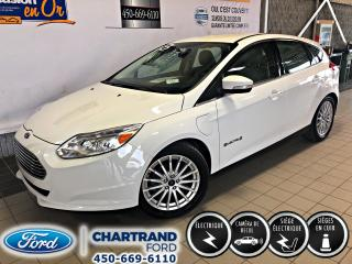 Used 2018 Ford Focus Electric Hatchback 100% électrique ! for sale in Laval, QC
