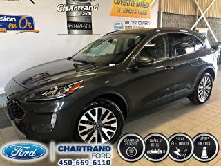 Used 2020 Ford Escape Titanium TI for sale in Laval, QC