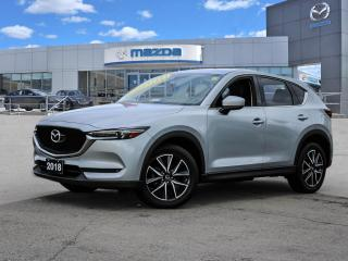 Used 2018 Mazda CX-5 GT Grand Touring for sale in Hamilton, ON