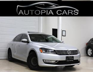 Used 2013 Volkswagen Passat 2.0 TDI HIGHLINE SUNROOF AUTOMATIC for sale in North York, ON
