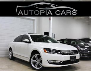 Used 2013 Volkswagen Passat 2.0 TDI HIGHLINE NAVIGATION REAR VIEW CAMERA for sale in North York, ON