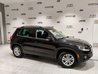 Used 2017 Volkswagen Tiguan TRENDLINE **JAMAIS ACCIDENTÉ** for sale in St-Eustache, QC