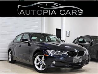 Used 2015 BMW 3 Series 4dr Sdn 320i xDrive AWD for sale in North York, ON