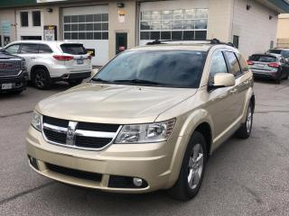 Used 2010 Dodge Journey FWD 4DR SXT for sale in Caledon, ON