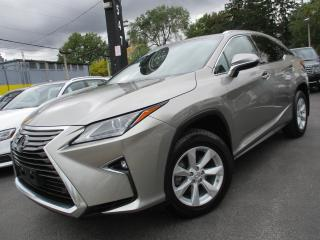 Used 2017 Lexus RX 350 RX 350|ONE OWNER|29,000KMS|POWER MOONROOF !!! for sale in Burlington, ON