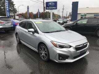 Used 2017 Subaru Impreza Subaru Impreza **Sport** à hayon 5 porte for sale in Victoriaville, QC