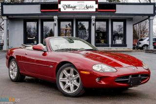Used 2000 Jaguar XK Luxury for sale in Ancaster, ON