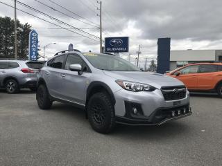 Used 2018 Subaru XV Crosstrek Subaru Crosstrek **Tourisme** CVT for sale in Victoriaville, QC