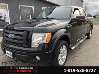 Used 2009 Ford F-150 Cab SuperCrew 4RM 145 po XLT for sale in St-Georges-de-Champlain, QC