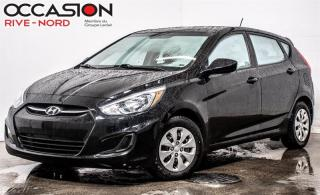 Used 2015 Hyundai Accent L Automatique Economique for sale in Boisbriand, QC