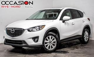 Used 2014 Mazda CX-5 GS TOIT.OUVRANT+MAGS+BLUETOOTH for sale in Boisbriand, QC