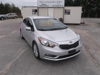 Used 2016 Kia Forte LX for sale in Elmvale, ON