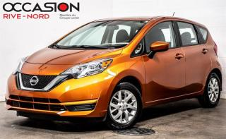 Used 2017 Nissan Versa Note SV MAGS+CAM.RECUL+SIEGES.CHAUFFANTS for sale in Boisbriand, QC