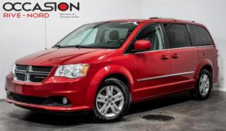 Used 2014 Dodge Grand Caravan CREW Garantie 1 AN for sale in Boisbriand, QC