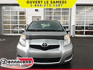 Used 2009 Toyota Yaris LE *JAMAIS ACCIDENTE* for sale in Donnacona, QC