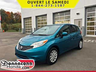 Used 2014 Nissan Versa Note SL * JAMAIS ACCIDENTE* for sale in Donnacona, QC