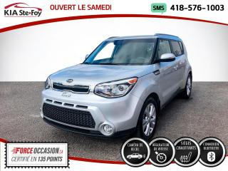 Used 2016 Kia Soul * EX+ * CAMERA DE RECUL* SIEGES CHAUFFAN for sale in Québec, QC