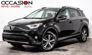 Used 2016 Toyota RAV4 XLE AWD TOIT.OUVRANT+SIEGES.CHAUFANTS+MAGS for sale in Boisbriand, QC