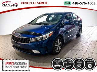 Used 2018 Kia Forte * LX+* CAMERA DE RECUL* SIEGES CHAUFFANT for sale in Québec, QC
