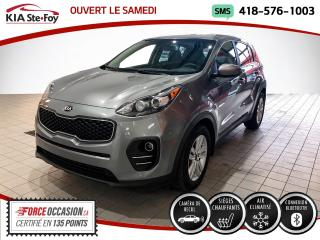 Used 2018 Kia Sportage * LX * BLUETOOTH* CAMERA DE RECUL * for sale in Québec, QC
