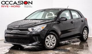 Used 2019 Kia Rio5 LX+ SIEGES.CHAUFFANTS+CAM.RECUL for sale in Boisbriand, QC