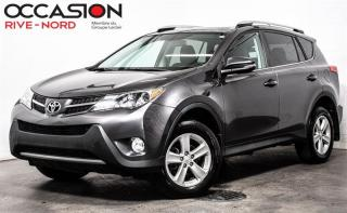 Used 2014 Toyota RAV4 XLE TOIT.OUVRANT+MAGS+SIEGES.CHAUFFANTS for sale in Boisbriand, QC