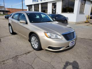 Used 2014 Chrysler 200 LX for sale in Brantford, ON