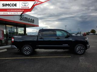 New 2021 Toyota Tundra SR5 TRD Off-Road  - $386 B/W for sale in Simcoe, ON