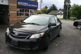 Used 2011 Toyota Corolla LE for sale in Nepean, ON