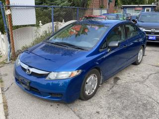 Used 2011 Honda Civic DX-G for sale in Hamilton, ON