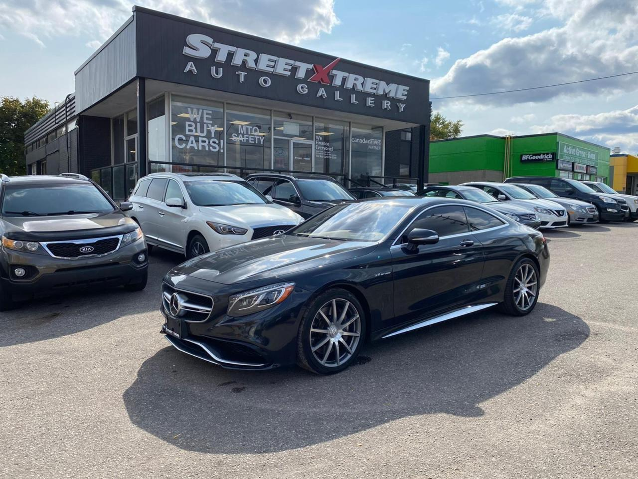 2015 Mercedes-Benz S63 AMG S 63 AMG