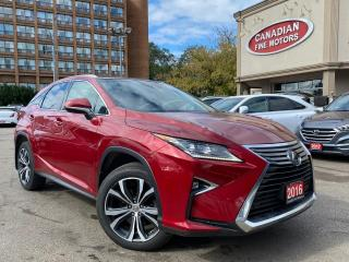 Used 2016 Lexus RX 350 NAVI | CAM | ROOF | AWD | HEATED AND COOLED SEATS for sale in Scarborough, ON