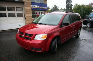 Used 2008 Dodge Grand Caravan SE for sale in Nepean, ON