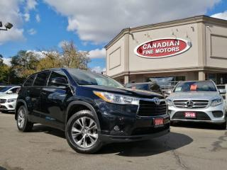 Used 2014 Toyota Highlander Hybrid LE for sale in Scarborough, ON