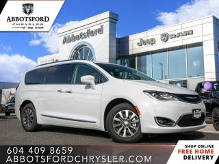 New 2020 Chrysler Pacifica Hybrid Touring-L  - KeySense - $340 B/W for sale in Abbotsford, BC