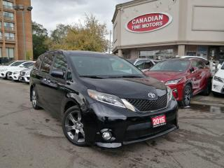 Used 2015 Toyota Sienna SE for sale in Scarborough, ON