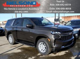 New 2021 Chevrolet Tahoe LT for sale in Avonlea, SK