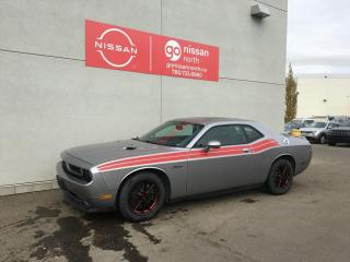Used 2014 Dodge Challenger R/T Classic 2dr RWD Coupe for sale in Edmonton, AB
