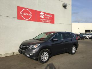 Used 2016 Honda CR-V SE 4dr AWD Sport Utility for sale in Edmonton, AB