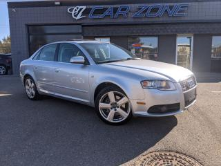 Used 2008 Audi A4 3.2L S LINE for sale in Calgary, AB