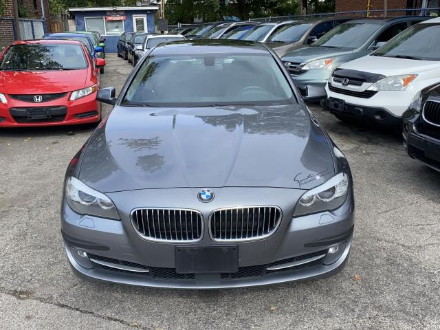2013 BMW 5 Series 535i xDrive