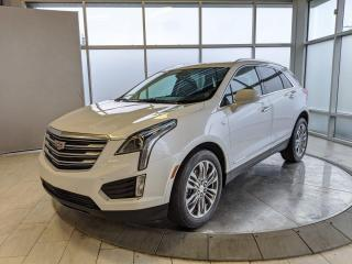 Used 2018 Cadillac XT5 One Owner - Accident Free! for sale in Edmonton, AB