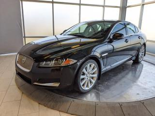Used 2013 Jaguar XF ONE OWNER - AWD SUPERCHARGED V6! for sale in Edmonton, AB