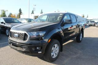 New 2020 Ford Ranger XLT 300A, 4X4 Supercrew, 2.3L Ecoboost, Cruise Control, Lane Keeping System, Pre-Collision Assist, Rear View Camera, Reverse Sensing System for sale in Edmonton, AB