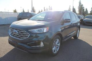 New 2020 Ford Edge SEL 201A, AWD, 2.0L Ecoboost, Auto Start/Stop, Power Heated Seats, Lane Keeping System, Pre-Collision Assist, Remote Vehicle Start, Reverse Camera/Sensing System, Navigation for sale in Edmonton, AB
