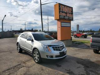 Used 2012 Cadillac SRX Premium*ONLY 117KMS*NAVI*CAM*ROOF*LOADED*CERTIFIED for sale in London, ON