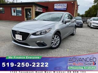 Used 2014 Mazda MAZDA3 GS-SKY for sale in Windsor, ON