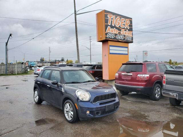 2011 MINI Cooper Countryman S**ONLY 124KMS**AUTO**4 DOOR**CERTIFIED